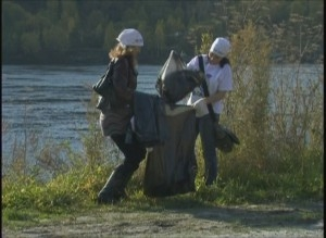 В Саяногорске стартовал двухмесячник по благоустройству и озеленению
