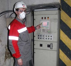 На САЗе испытывают новейшую спецодежду для металлургов