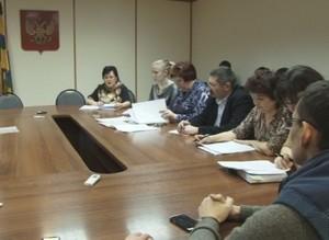 В Саяногорске прошло очередное заседание рабочей группы