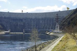 Водохранилище СШГЭС сработано до минимальной годовой отметки