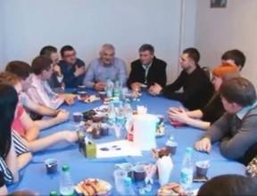 В Саяногорске прошла встреча руководителей алюминиевых производств с членами молодежного совета заводов