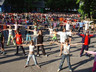 В Саяногорске решено сделать утреннюю зарядку образом жизни