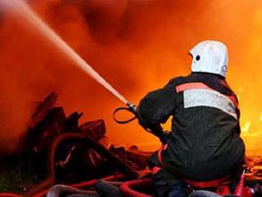 Пожар в жилом доме поселка Майна: не обошлось без эвакуации жителей
