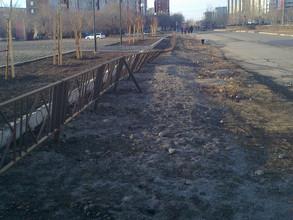 Руководитель Хакасии дал толчок к завершению строительства сквера в Саяногорске