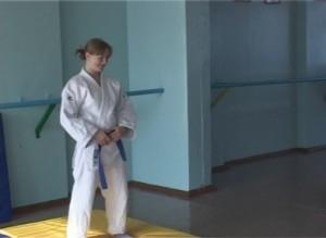 Саяногорская спортсменка Екатерина Орлова стала победителем спартакиады школьников по дзюдо в Красноярске