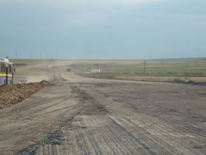 Руководитель Хакасии потребовал качественного ремонта дороги Абакан - Саяногорск