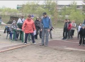 В Саяногорске стартовала спартакиада среди детей с ограниченными возможностями