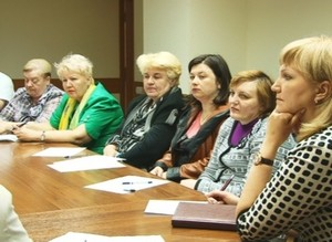 В администрации города состоялся «круглый стол» на тему «Меры поддержки агропромышленного комплекса»
