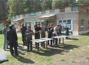 Команда кадетов саяногорской школы №3 заняла первое общекомандное место в спортивной игре «Победа»
