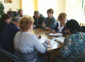 В администрации Саяногорска состоялось рабочее совещание по строительству парка активного отдыха