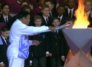 Саяногорск начал масштабную подготовку к встрече олимпийского огня