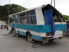 В Хакасии осужден водитель, совершивший аварию с 18 пострадавшими и тремя погибшими