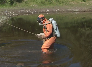 Городские спасатели активно готовятся к купальному сезону