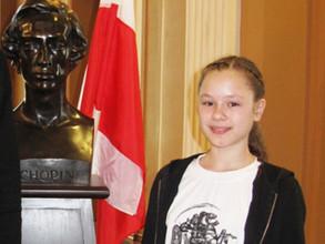 Пианистка из Саяногорска прославила свой город и Хакасию