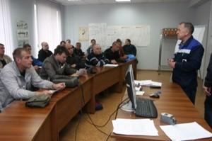 Специалисты с БАЗа стажируются в Саяногорске