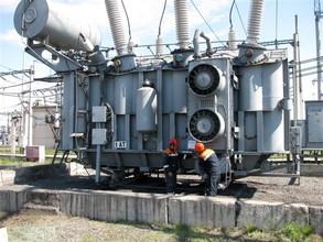 МЭС Сибири начали ремонт основного оборудования ключевой подстанции энерготранзита в Тыве