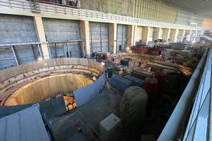 Начались предпусковые испытания гидроагрегата №6 Саяно-Шушенской ГЭС