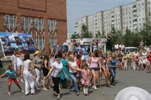 Саяногорск готовится к Дню металлурга