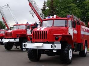 Пожарные Саяногорска доказали, что они лучше всех в Хакасии