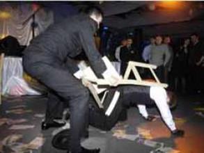 МВД Хакасии выясняет, мог ли следователь саяногорской полиции избить посетителя «Пирамиды»