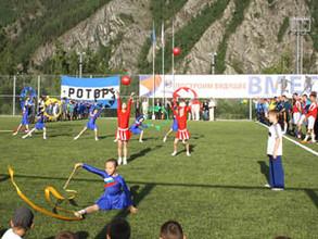 В Черемушках открыто современное мини-футбольное поле