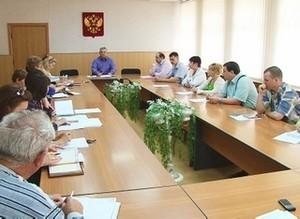 В Саяногорске продолжается работа группы по проверке многоквартирных домов