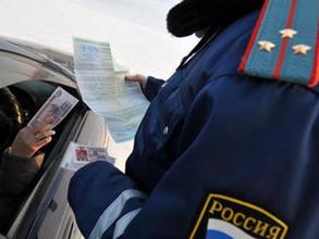 В Саяногорске пьяный водитель пытался откупиться взяткой