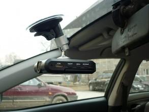 В Саяногорске видеорегистратор помог задержать хулигана