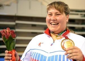 Спортсменка из Саяногорска Татьяна Зырянова– чемпионка Универсиады