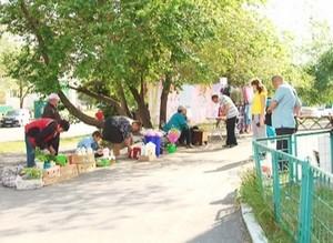 Борьба с незаконной торговлей на улицах продолжается