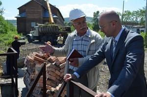 Саяногорский дом-интернат для пенсионеров сдадут в эксплуатацию через 1,5 года