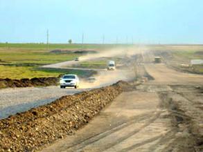 Дорога Абакан – Саяногорск будет готова только к октябрю