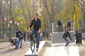 Парк активного отдыха в Саяногорске - это реально