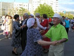 Городские танцы приглашают вновь