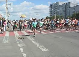 10 августа Саяногорск отметил празднование Дня Физкультурника традиционным легкоатлетическим пробегом «Саяногорское кольцо»
