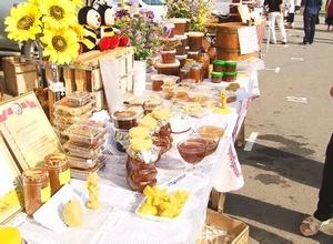 В Саяногорске прошла ярмарка «Медовый спас»