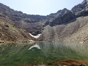 Потерянный в горах житель Саяногорска мирно отдыхал на озере