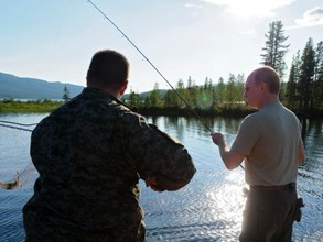 Президент Путин посетит Хакасию до конца августа