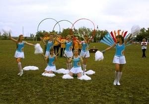Глава Хакасии посетил спортивный Фестиваль малых сёл Хакасии