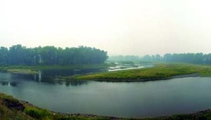 В Хакасии подтоплений нет, СШ ГЭС снижает сбросы