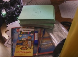 Сегодня в Саяногорске стартовала ежегодная акция «Дорога в школу»