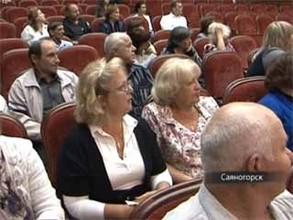 Пострадавшие в аварии на Саяно-Шушенской ГЭС в Хакасии требуют личной встречи с президентом России