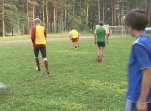 Стартовал футбольный турнир в честь дня рождения п.Черемушки