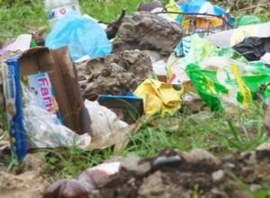 Жители Карака продолжают борьбу с мусором