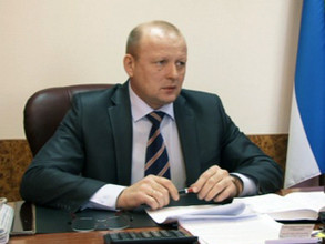 Леонид Быков в Саяногорске вступает в должность