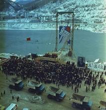 Саяно-Шушенская ГЭС готовится отметить 35-летний юбилей