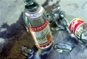 В Саяногорске изъят паленый алкоголь