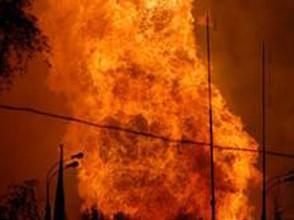 В Саяногорске чуть не сгорело оборудование компрессорной