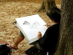 В Хакасии открылась Всероссийская творческая школа для одаренных детей «Осень в Саянах»