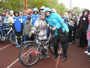 Саяногорск завершил восьмой сезон пробегов выходного дня